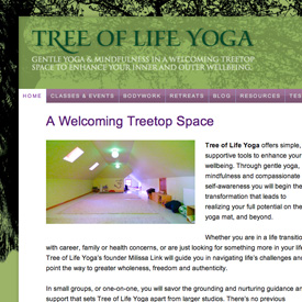 Tree Of Life Yoga