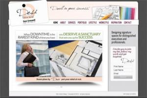 Interior Designer's Web Designer